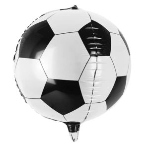 ballon foot rond gonflable