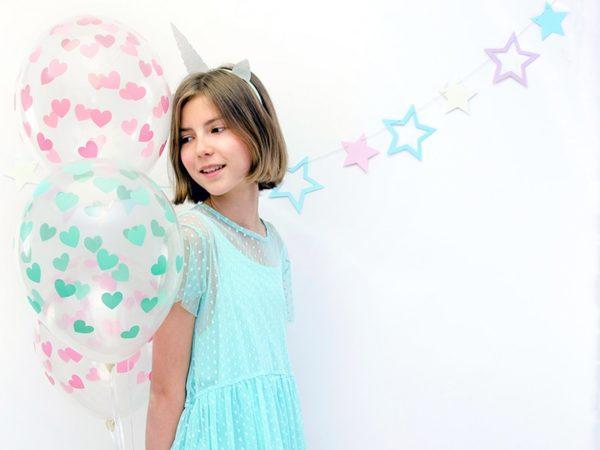 deco anniversaire licorne pastel