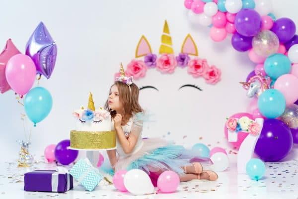 deco anniversaire licorne